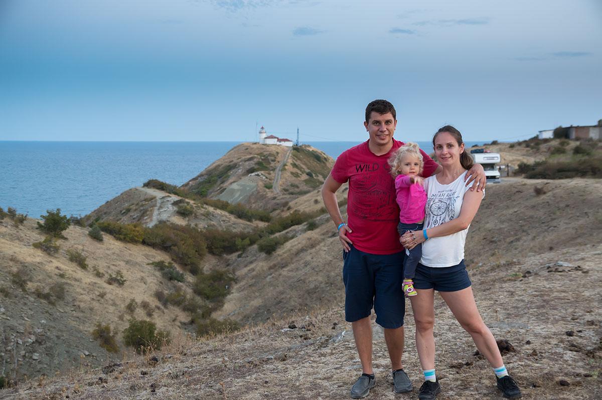 Андрей, Мария и Анна