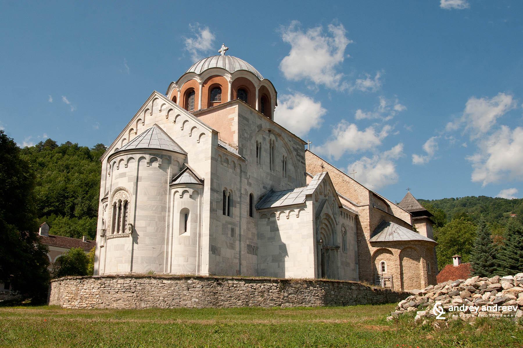 Манастир Студеница / Studenica monastery