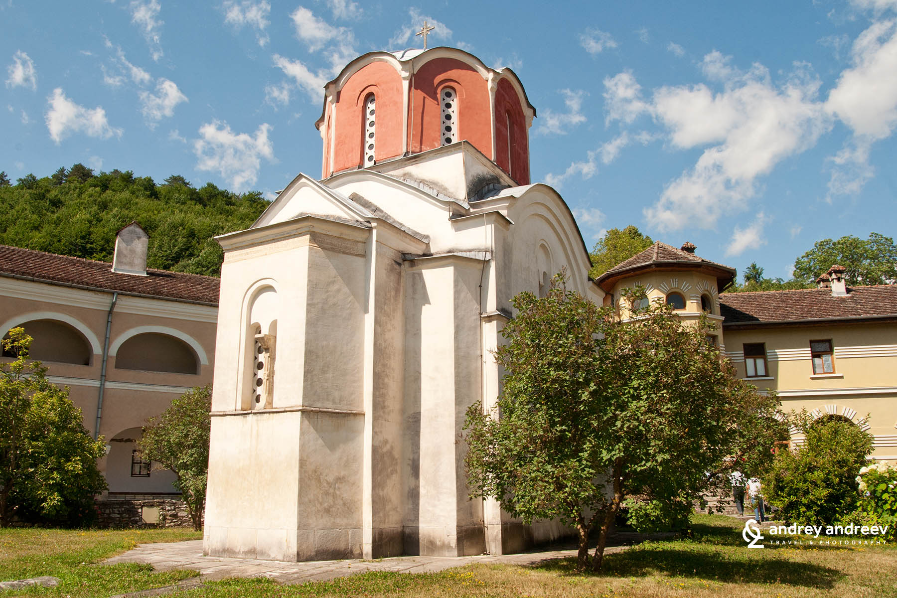 Studenica, one of the most beautiful monasteries in Serbia