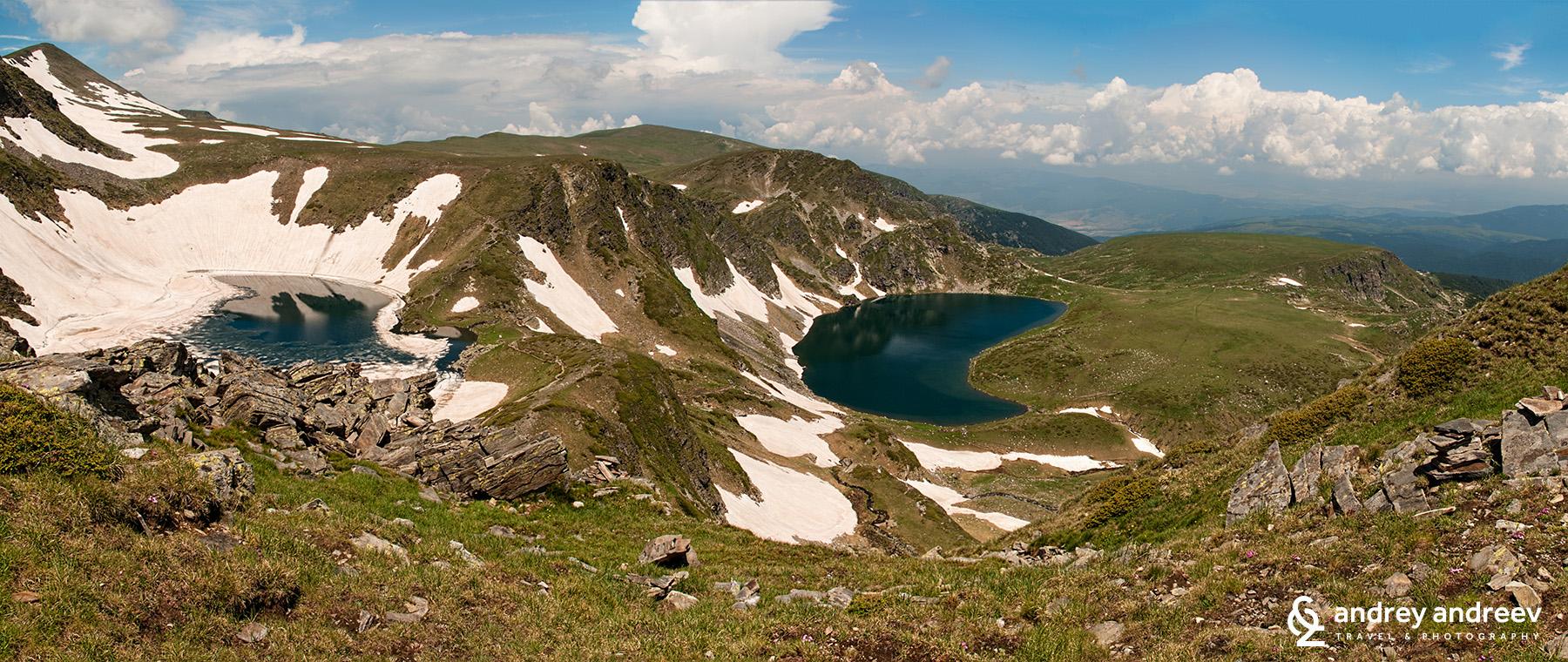Седемте Рилски Езера / Seven Rila Lakes