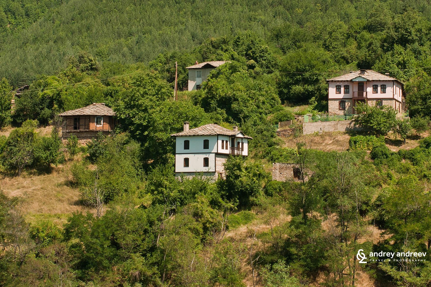 Kosovo - an authentic old Bulgarian village