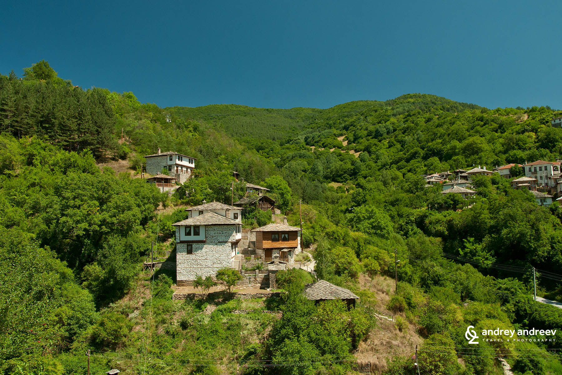 I would love to live here at Kosovo village, Bulgaria