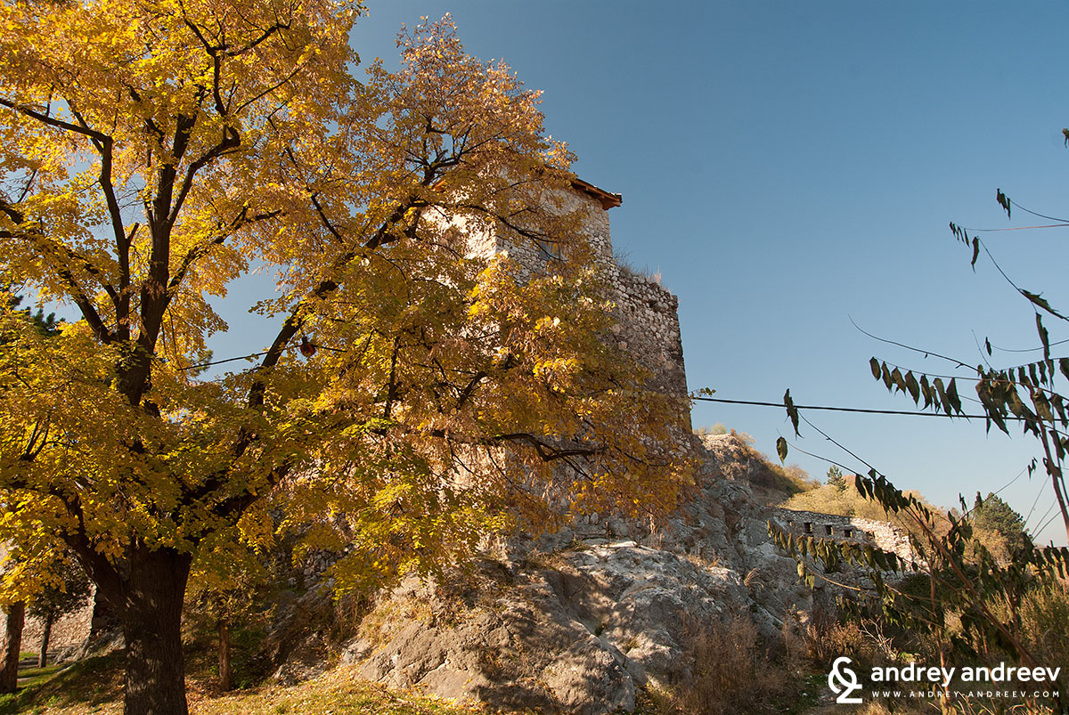 The fortress in Pirot