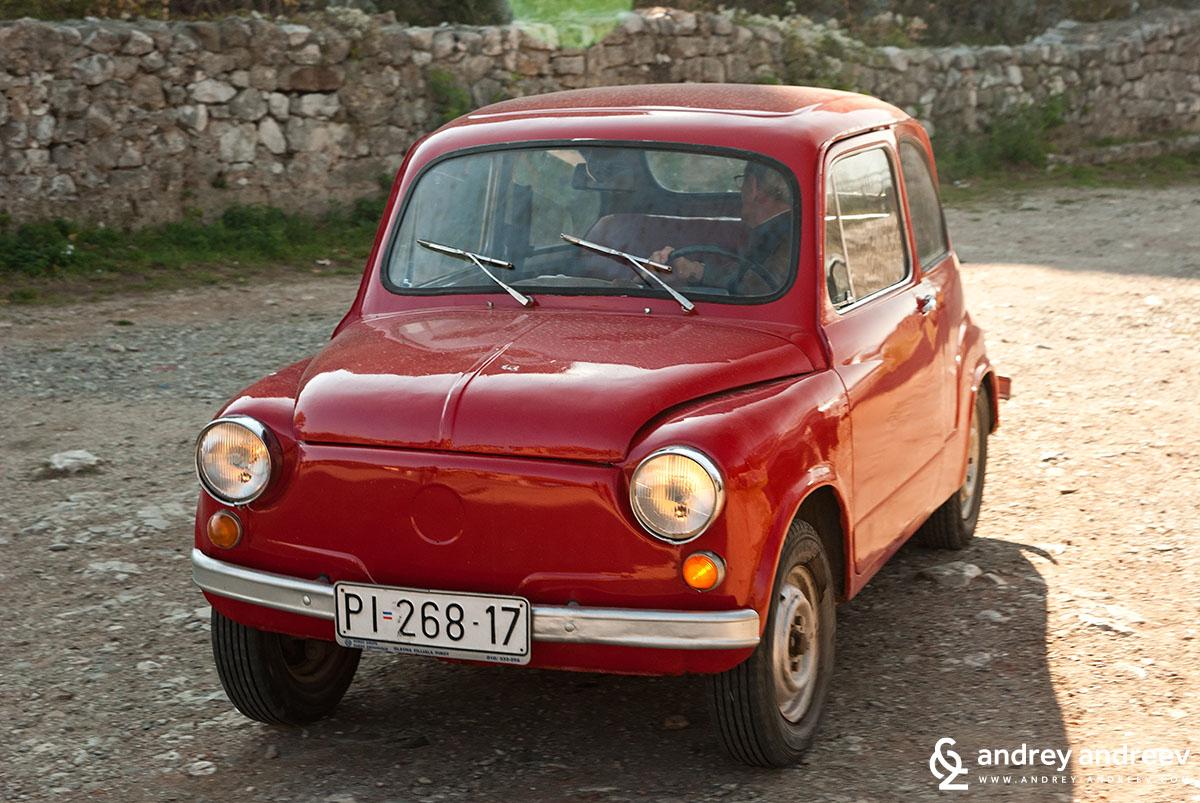 Кола в Пирот