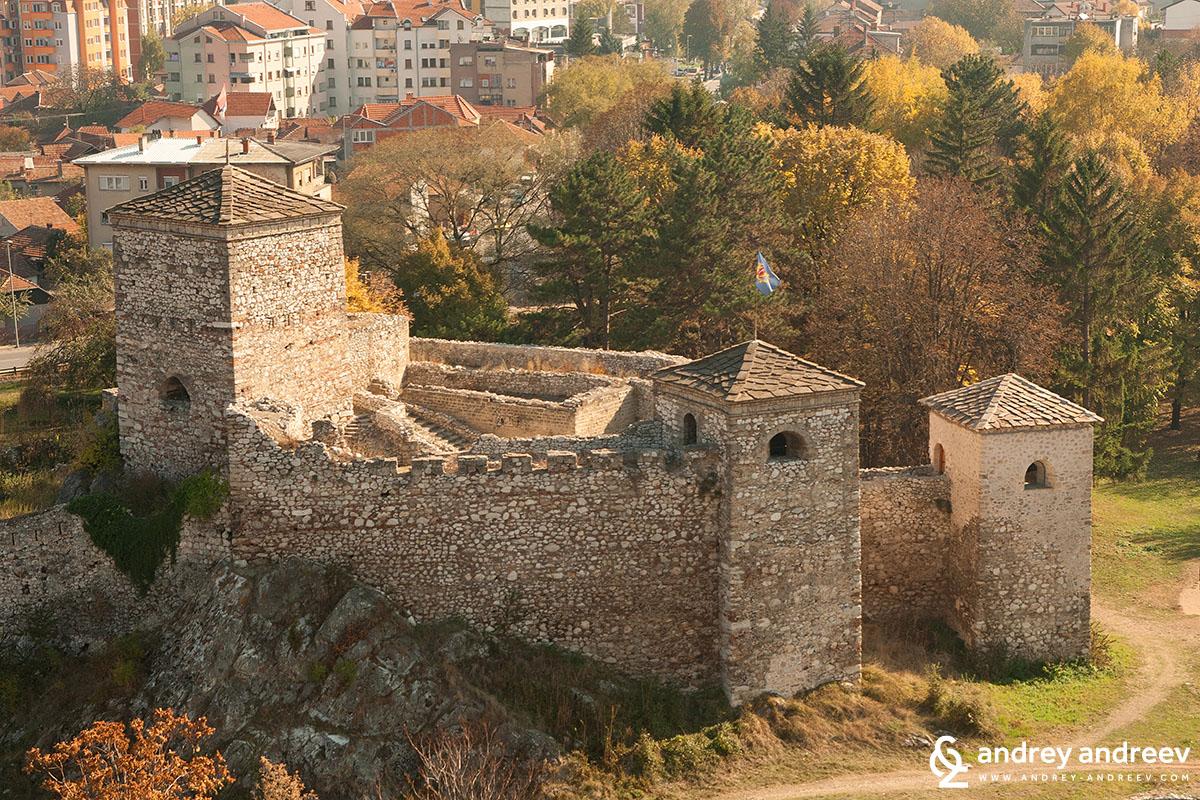 Крепостта в Пирот