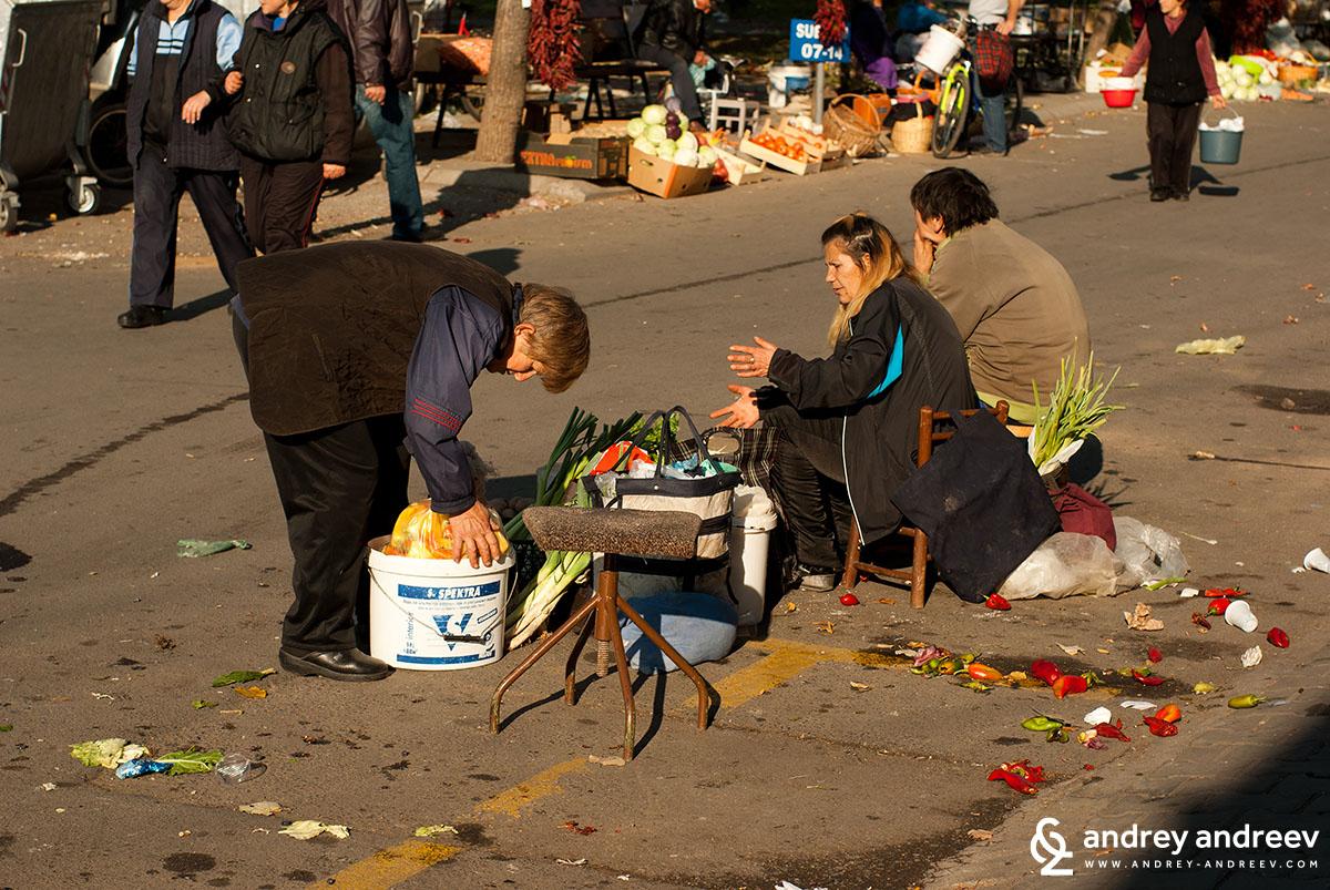 Пазарът в Пирот