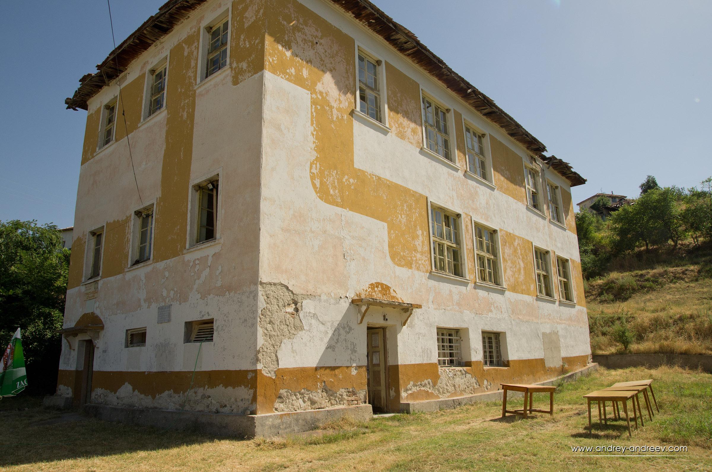 Туристическата спалня в Любовище