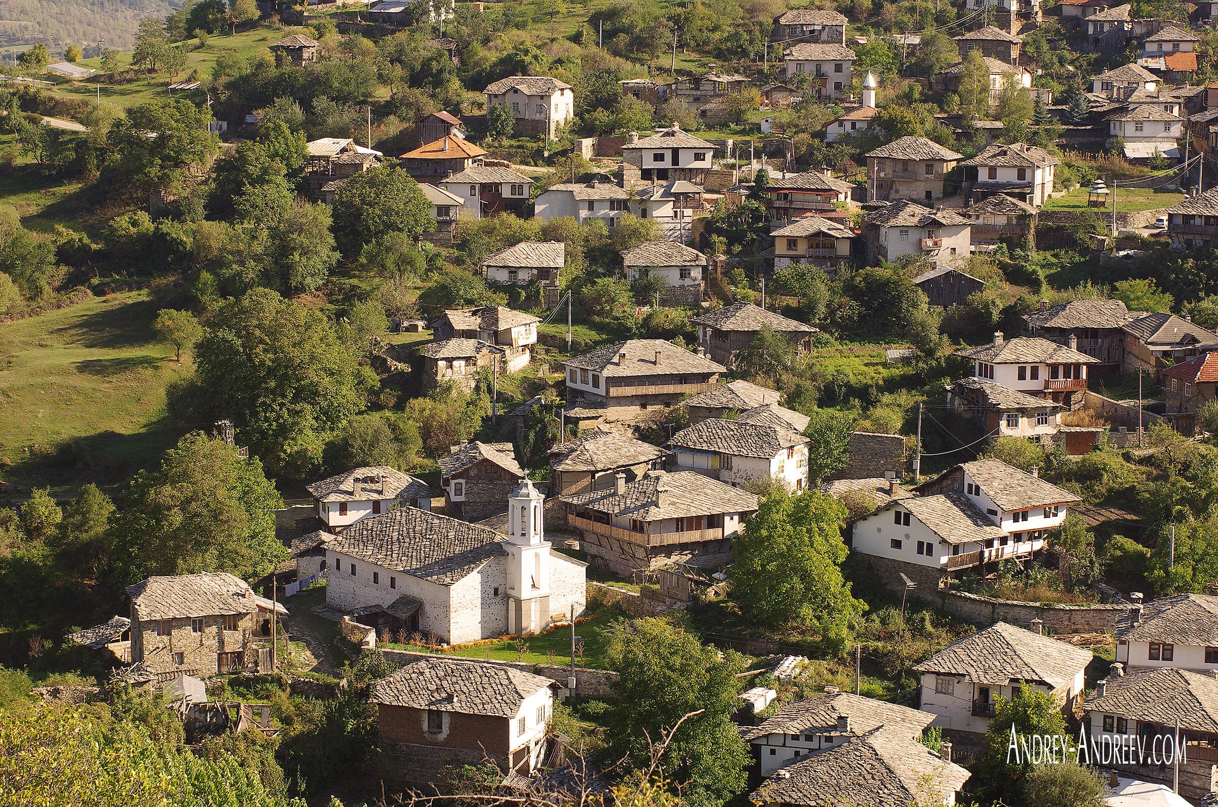 Село Долен / Dolen village