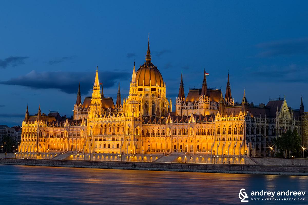 Унгарския Парламент