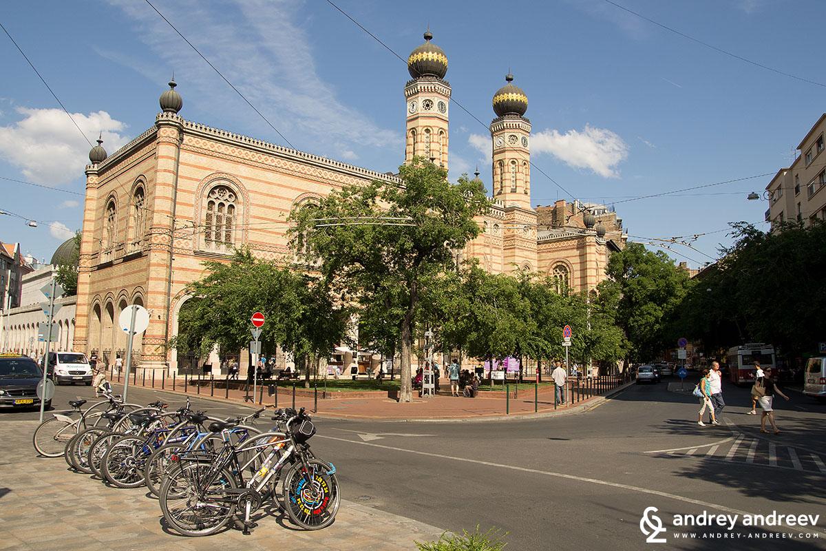 Синагогата на Будапеща
