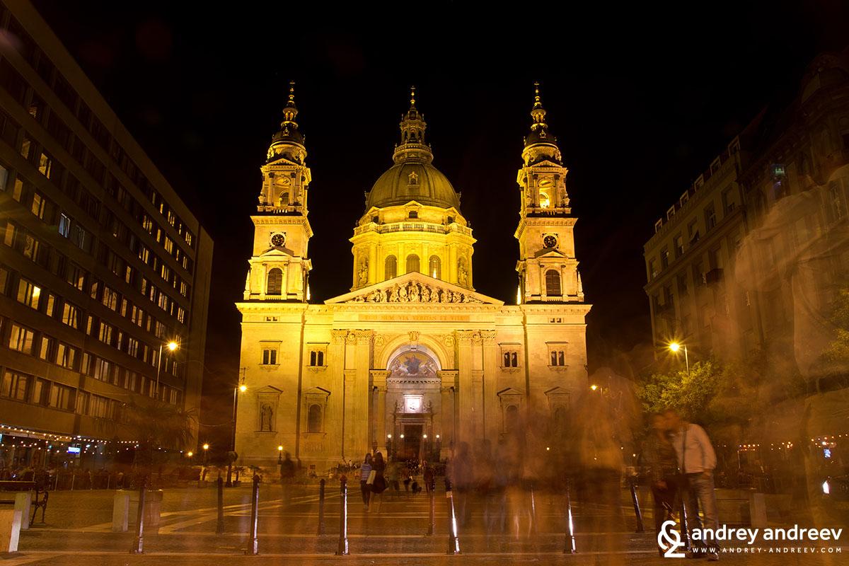 Базилика Свети Стефан - Szent István-bazilika