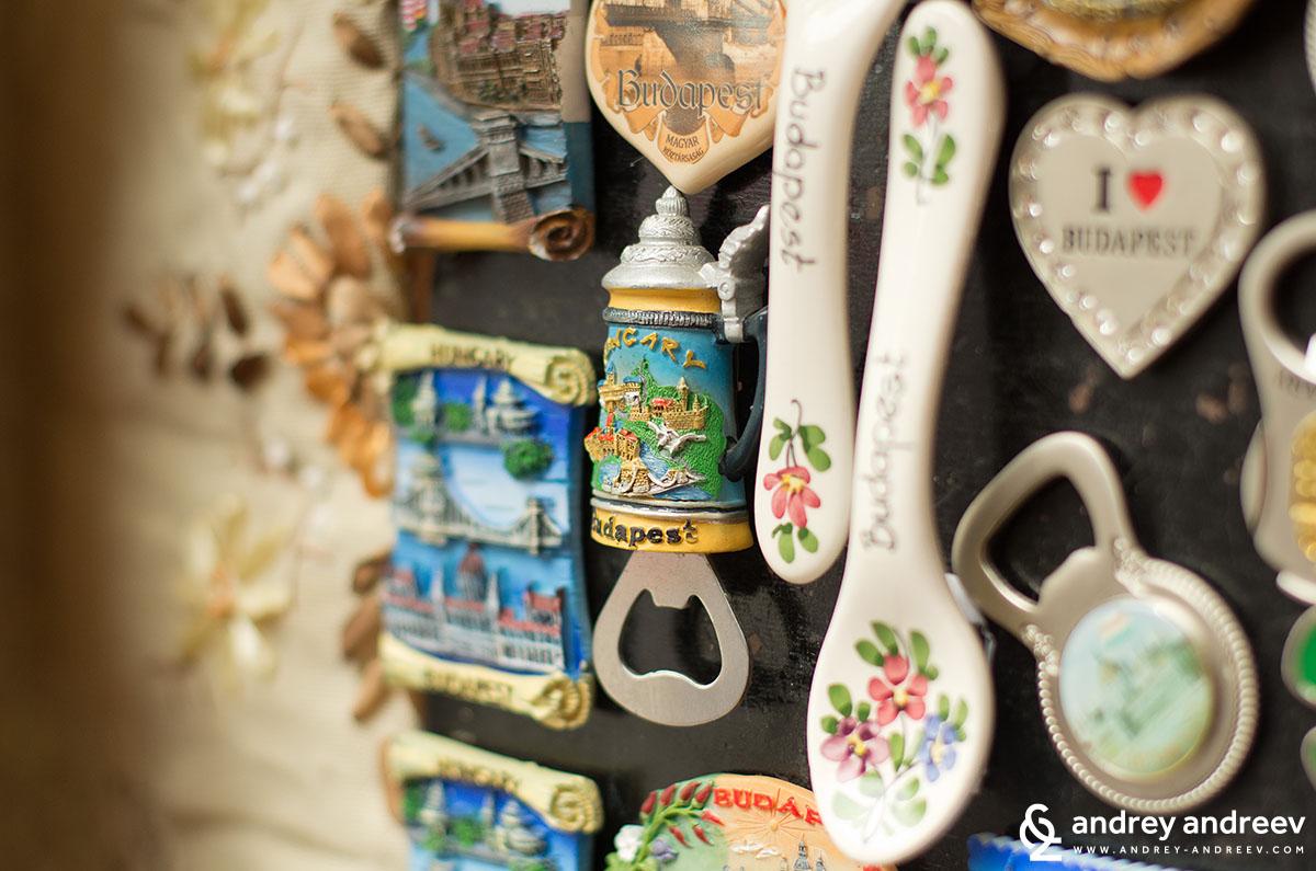 Сергийките за сувенири