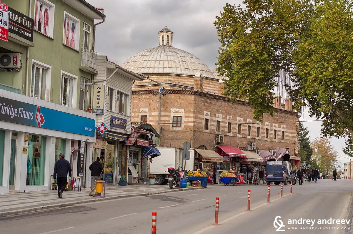 Хамамът в Одрин, Турция, Хамам в Одрин, турска баня в Одрин