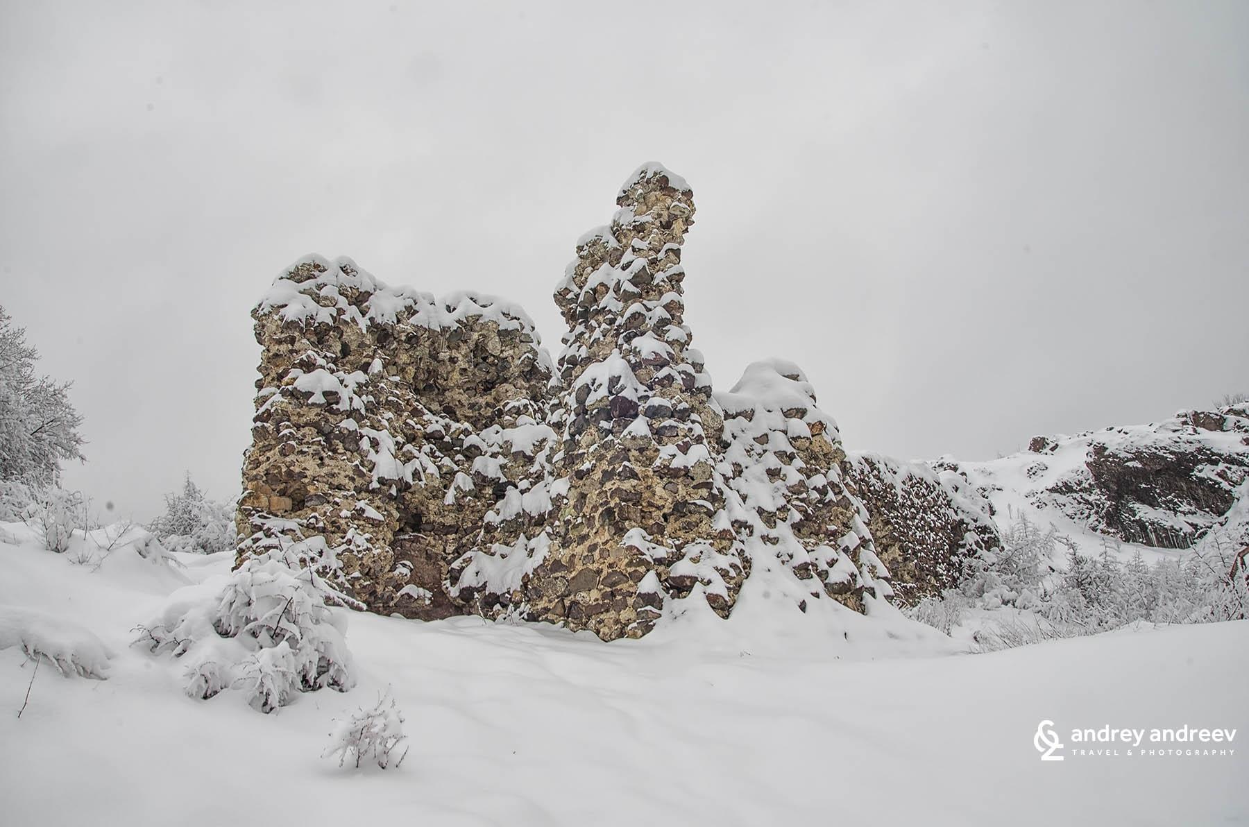 Крепостта Моняк / Fortress Monyak