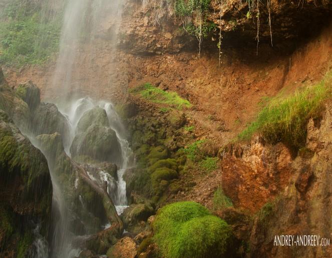 Водопад Полска Скаквица / Waterfall Polska Skakavitsa