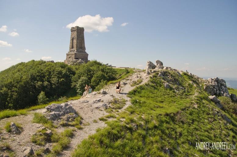 Паметникът на Свободата / The Monument of Freedom on Shipka peak
