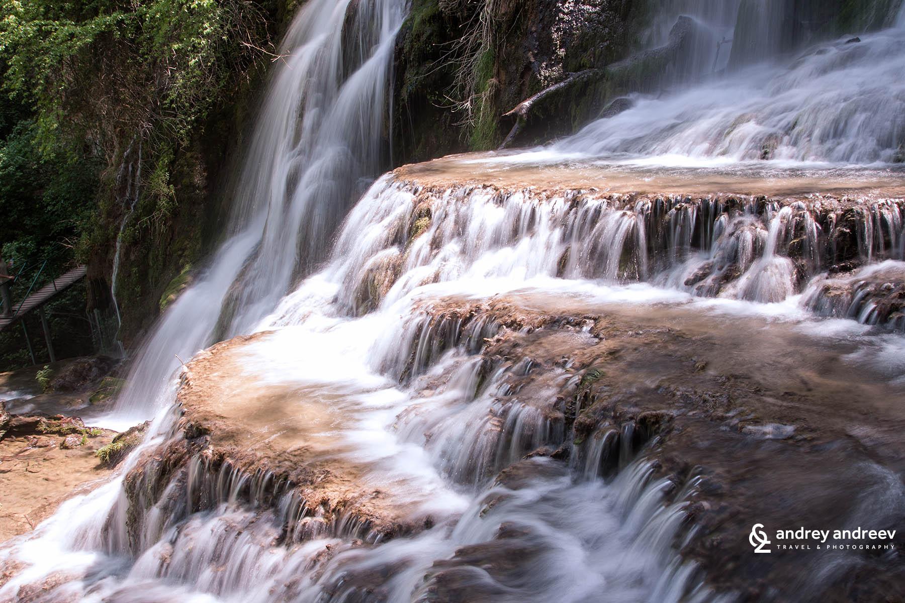 Крушунски водопади / Krushuna waterfall