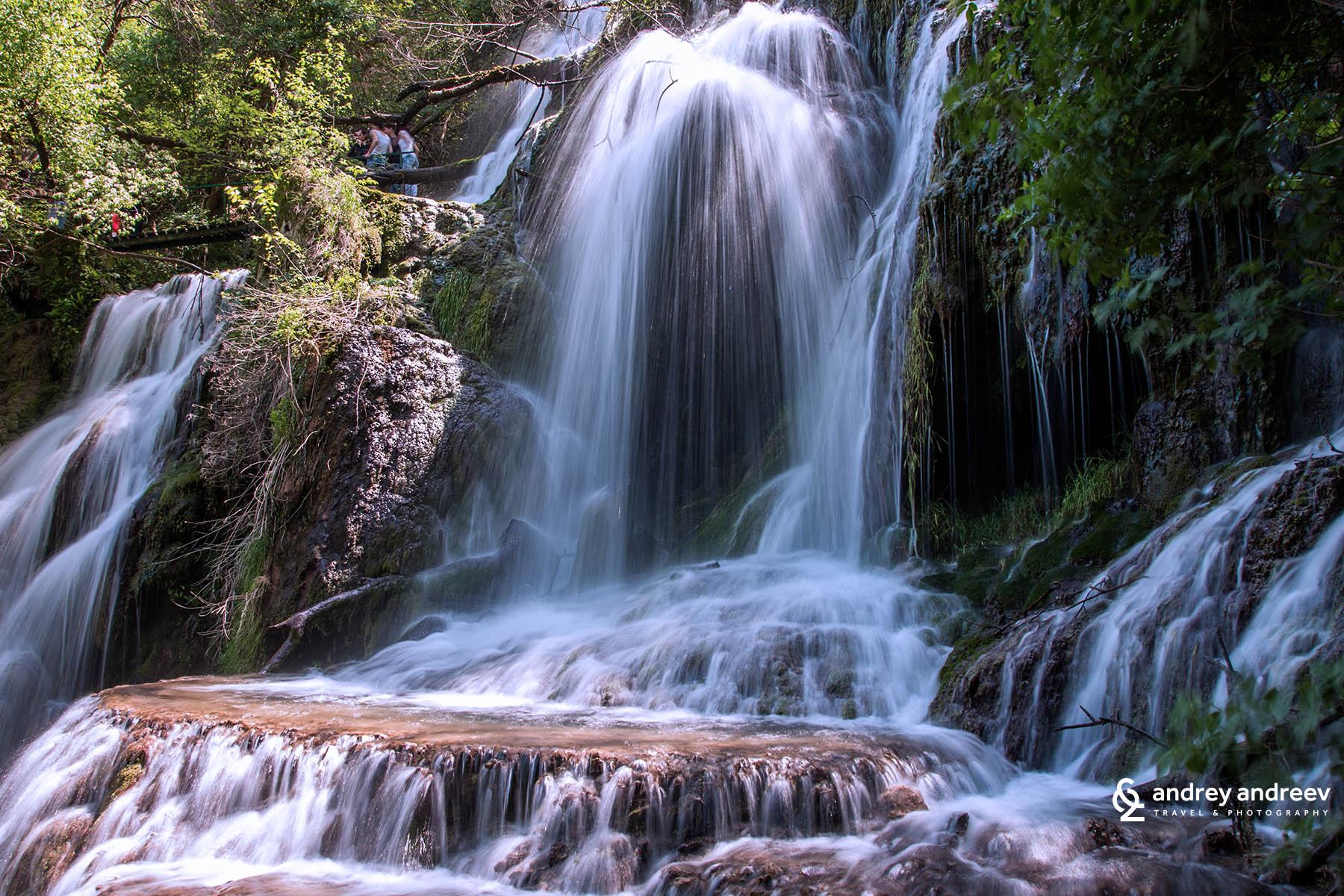 Крушунския водопад / Krushuna waterfall