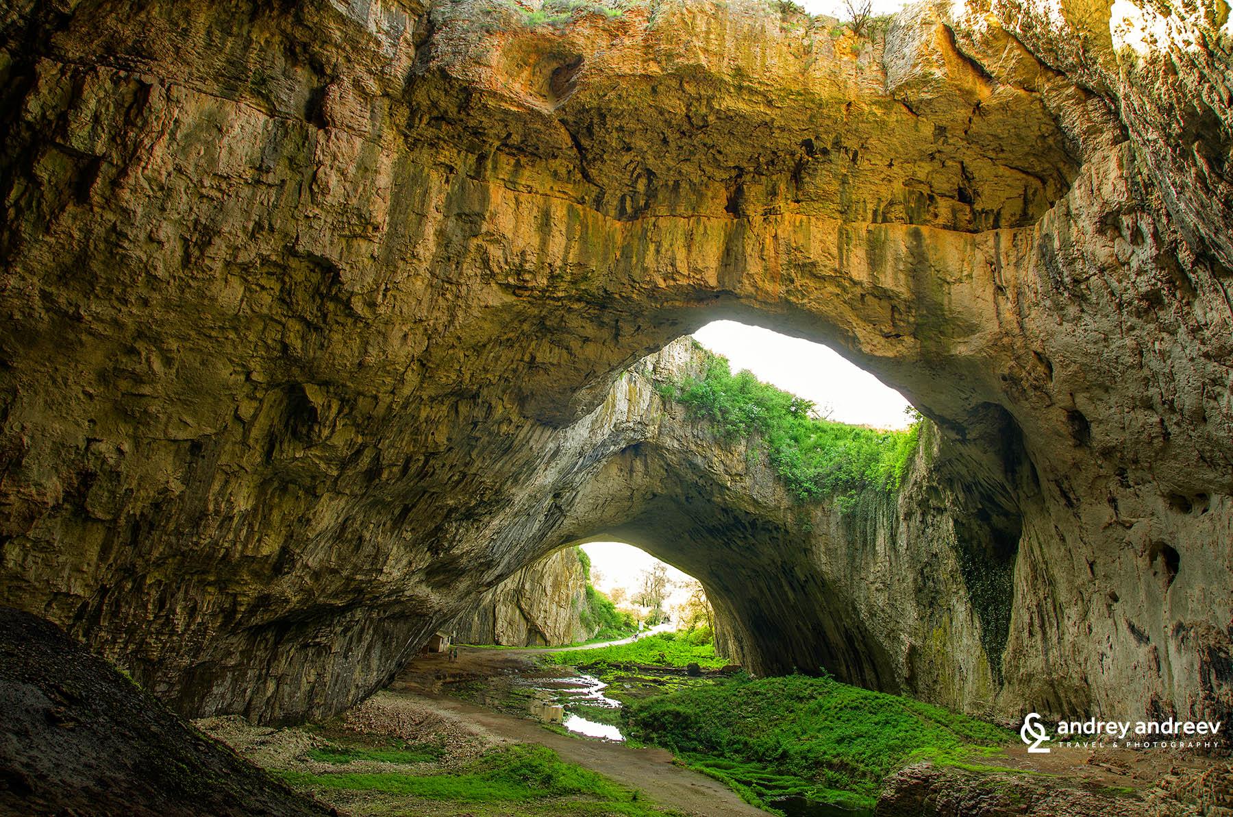 Деветашка пещера / Devetaki cave