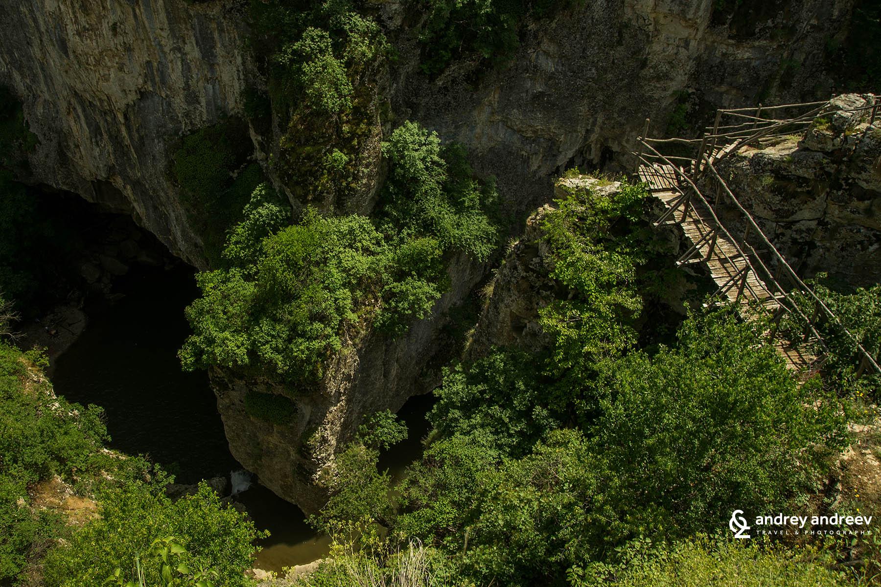 Водопад Момин Скок / Momin Skok Waterfall