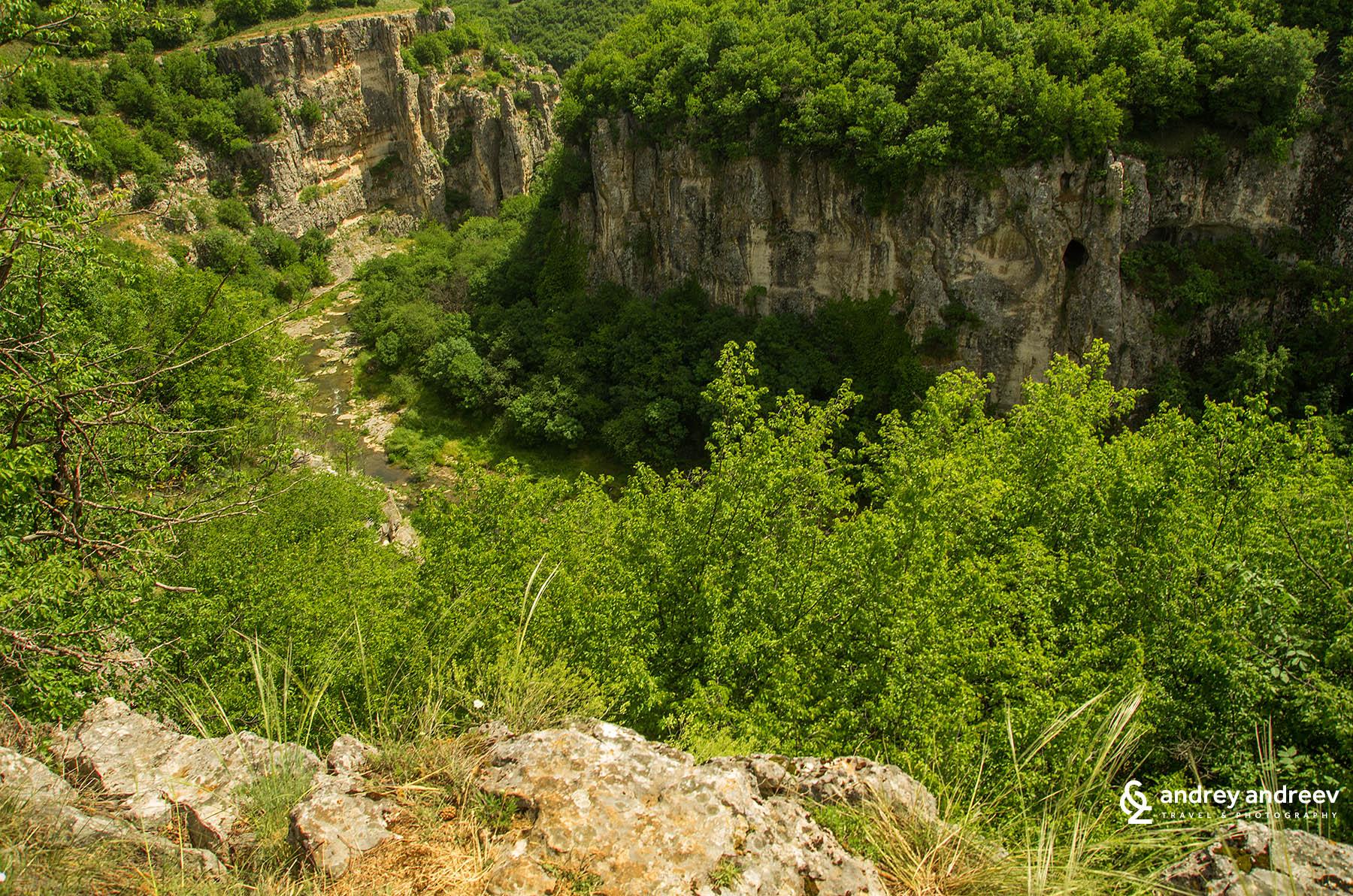 Еменски каньон