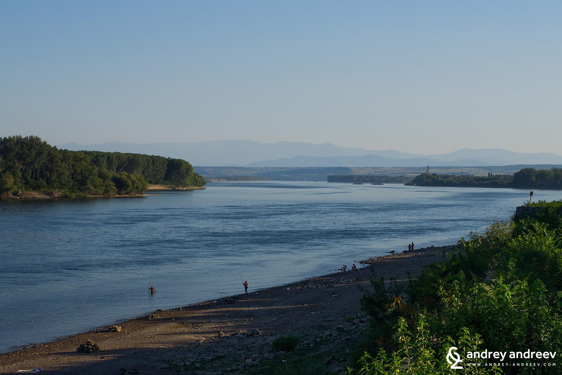 Река Дунав / Danube River