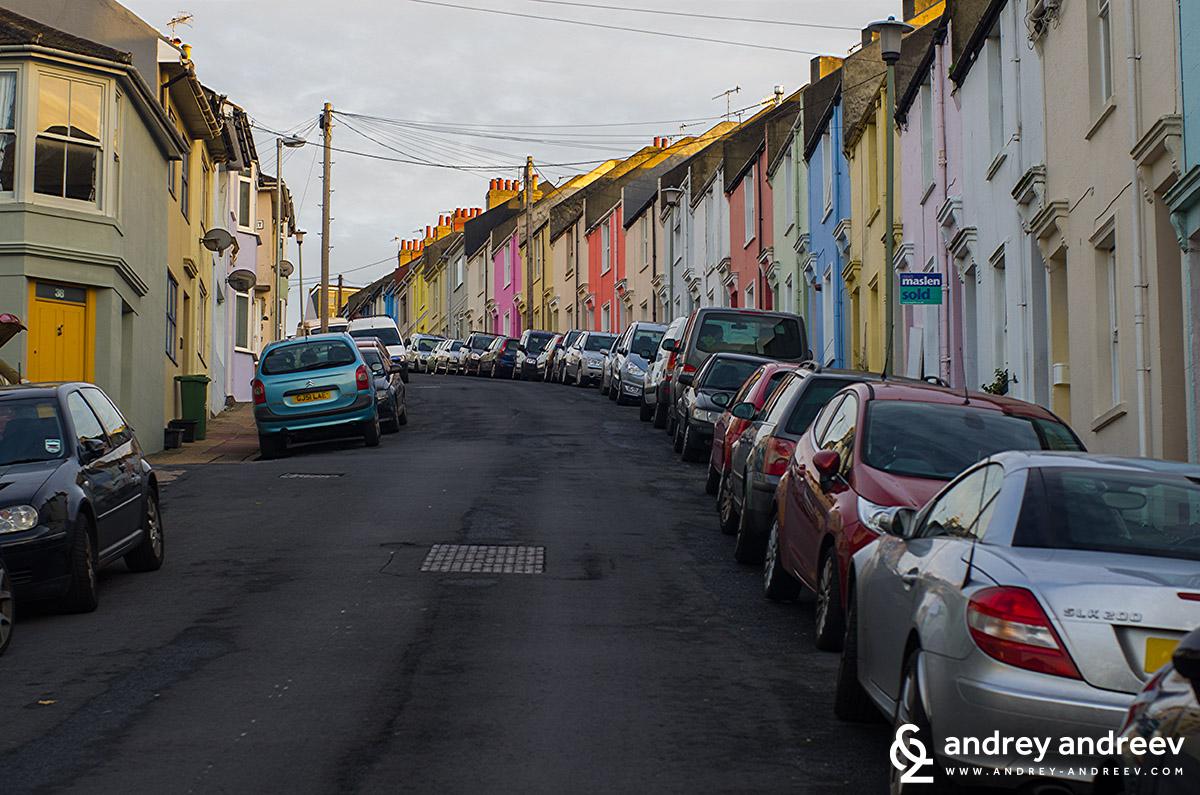 Brighton houses