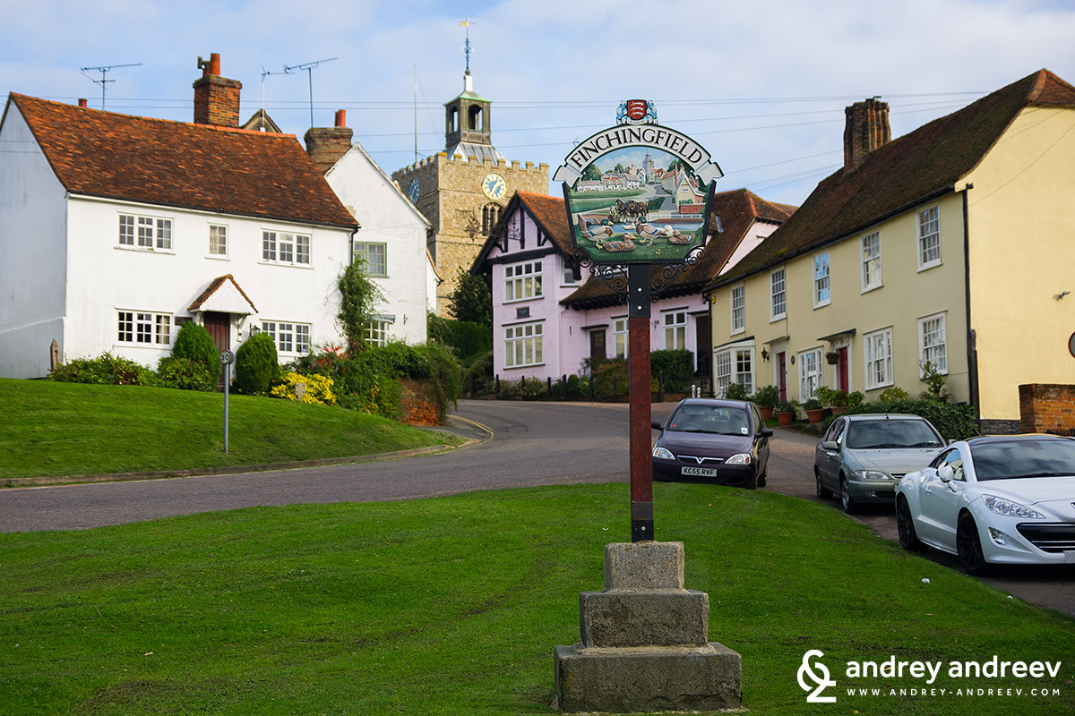 Finchingfield / Финчингфийлд