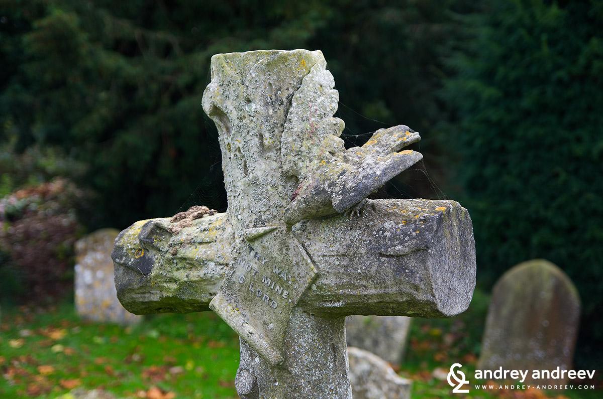 The tomb stone
