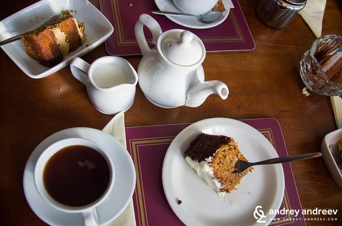 Bosworth Tea Rooms Finchingfield
