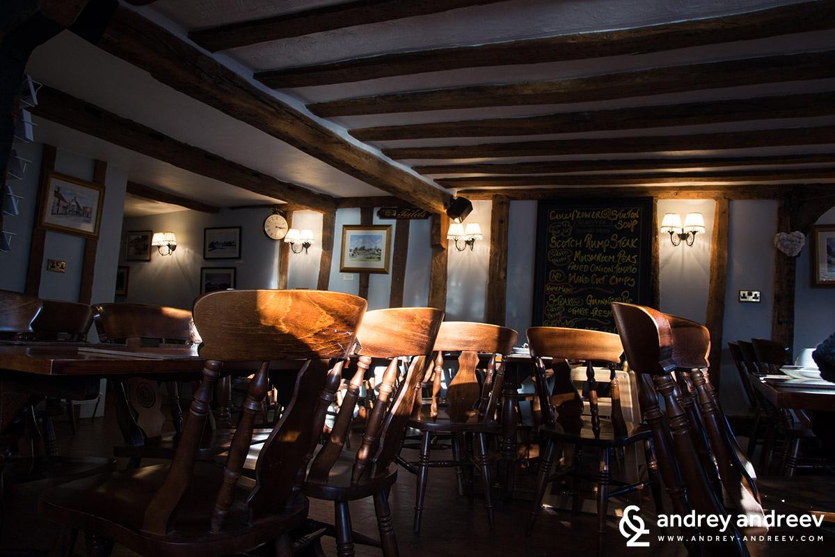 Bosworth's Tea Rooms & Restaurant