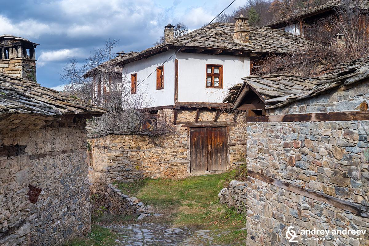 Из село Лещен