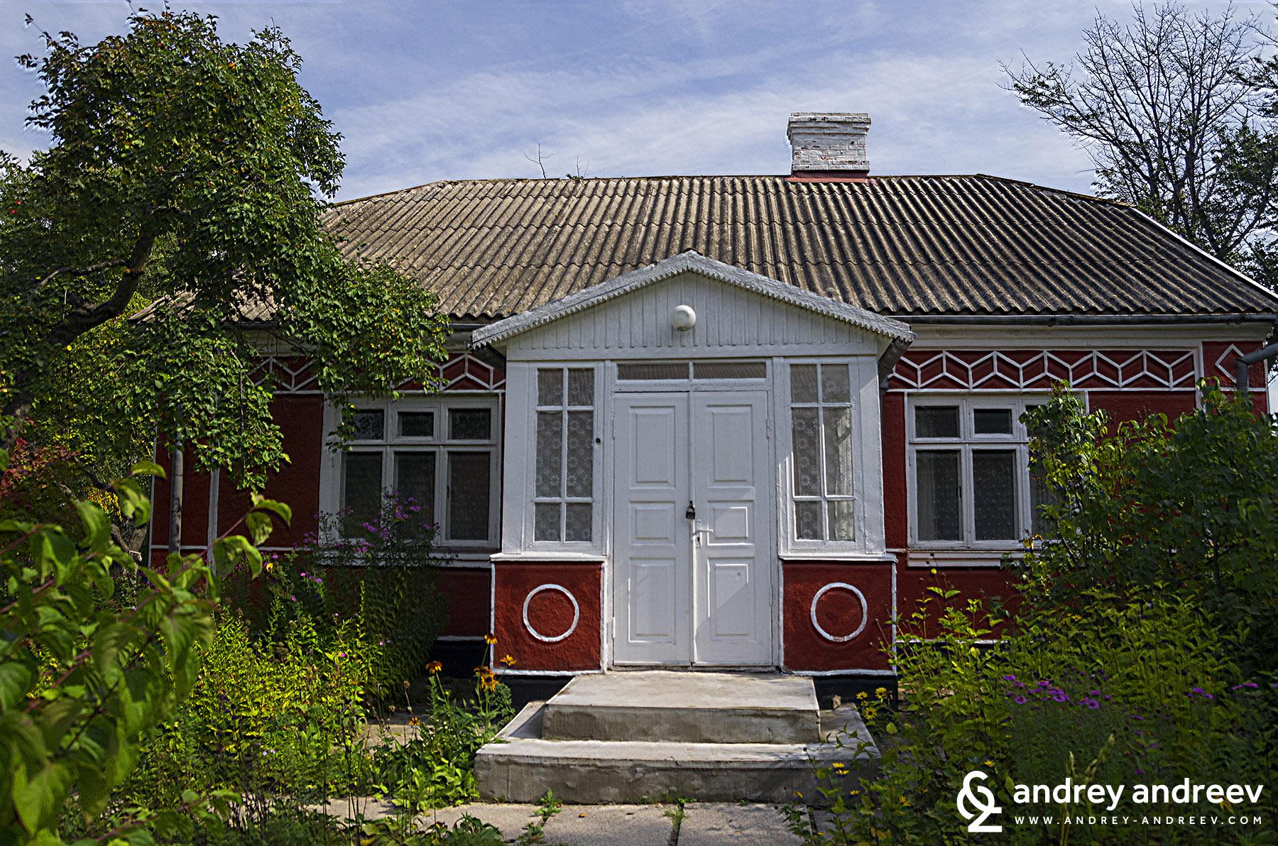 Съвременното село / contemporary village