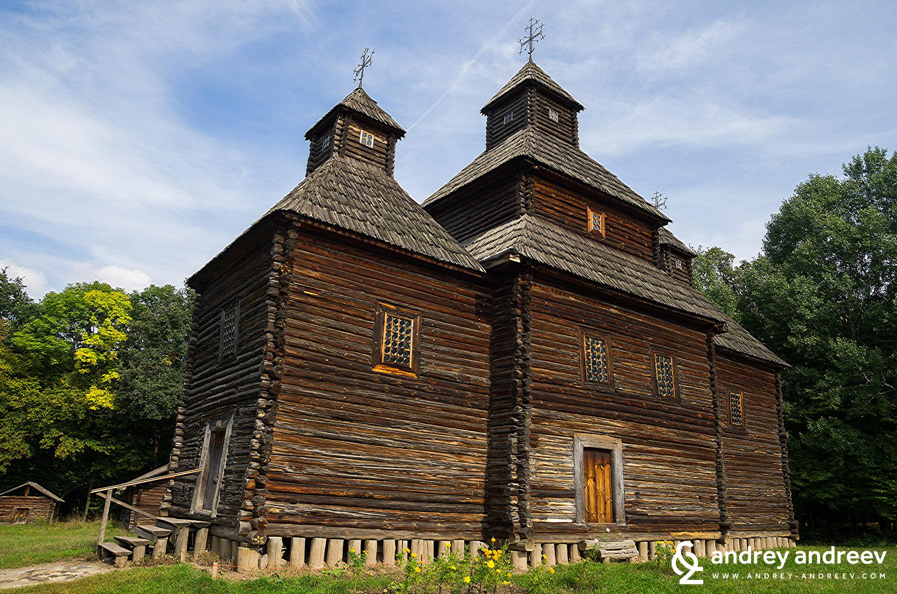"""""""Воскресная церковь"""" от с. Кисоричи, Полесье"""