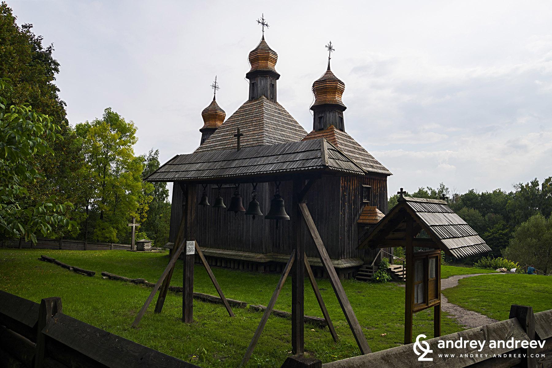 """Църква """"Св. Михаил"""" / Church """"St. Mikhail"""""""