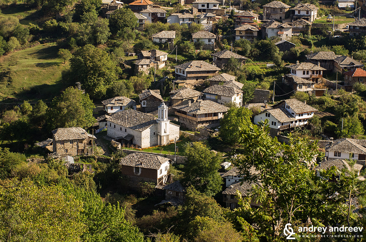 Dolen village one of the most romantic places in Bulgaria