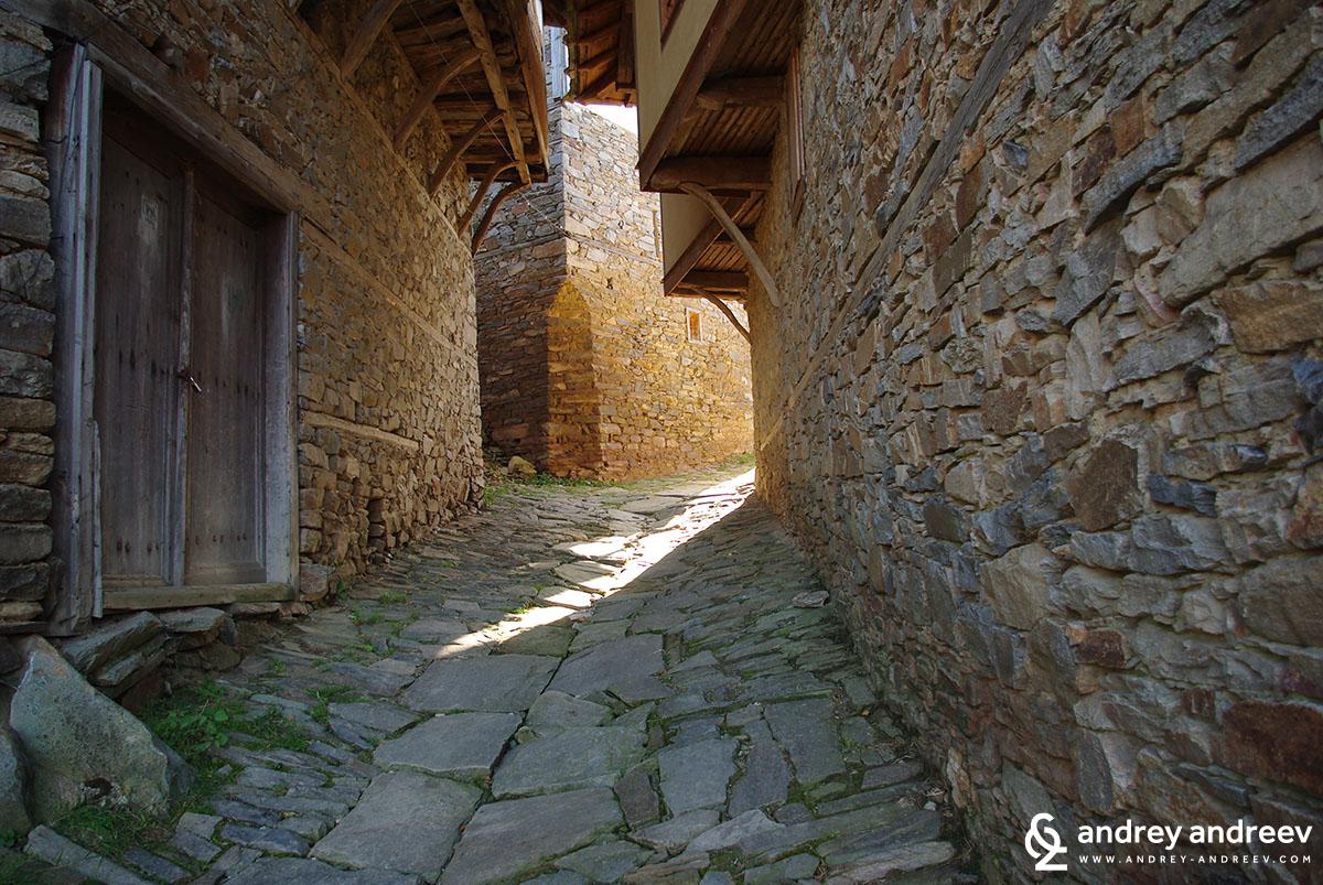 Село Ковачевица - едно от най-романтичните места в България