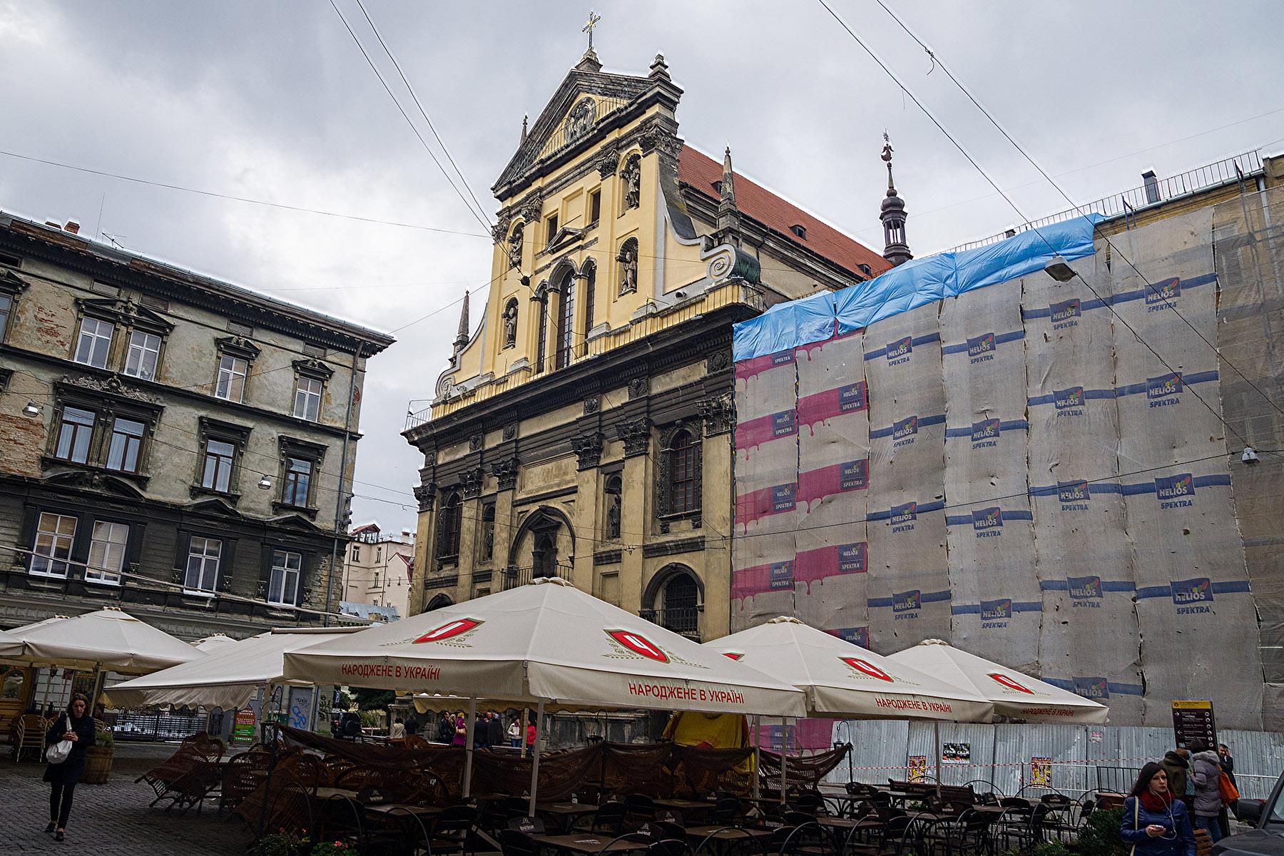 """Йезуитската църква """"Св. Петър и Павел"""" 2"""