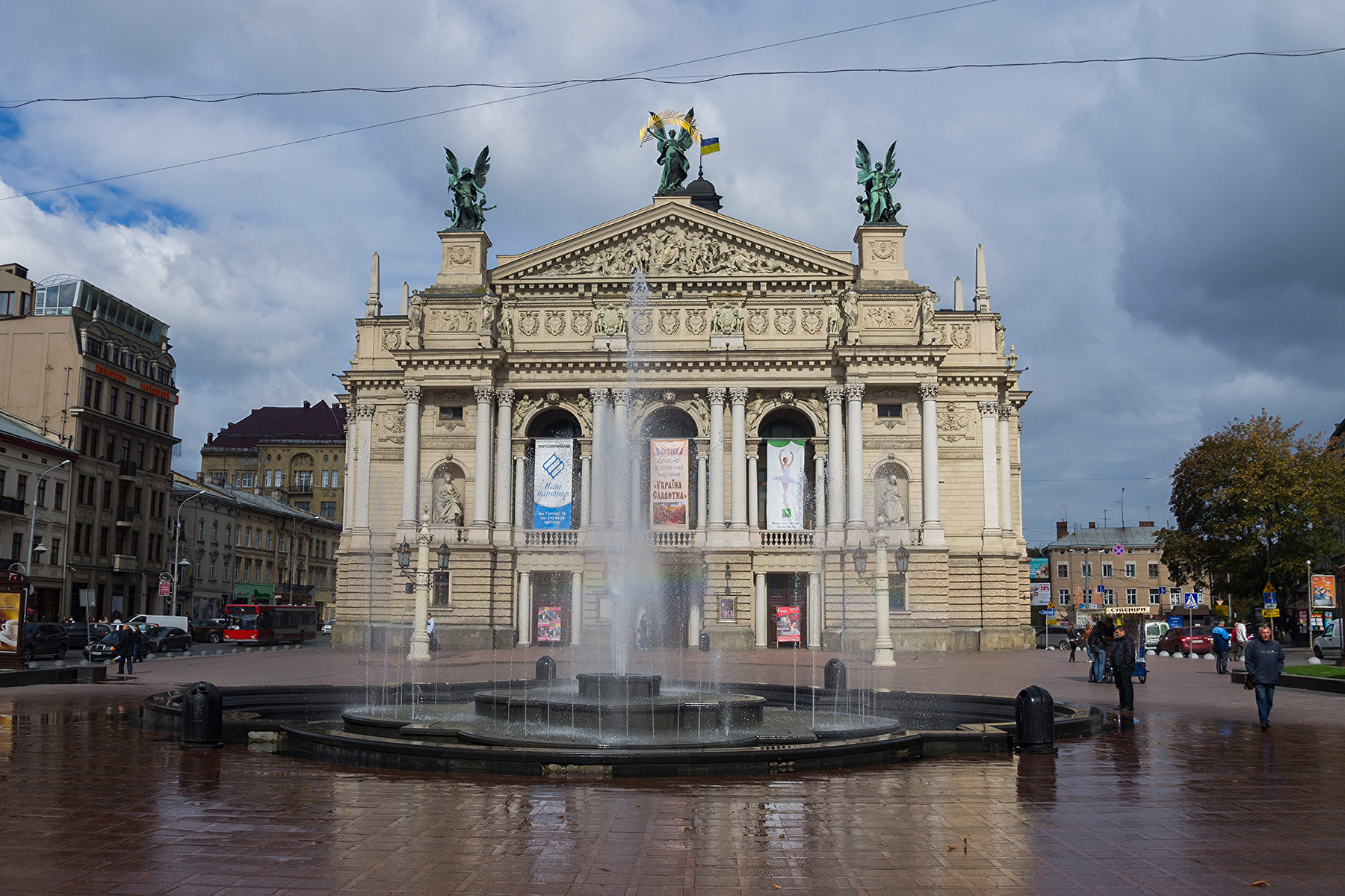 Лвовската опера