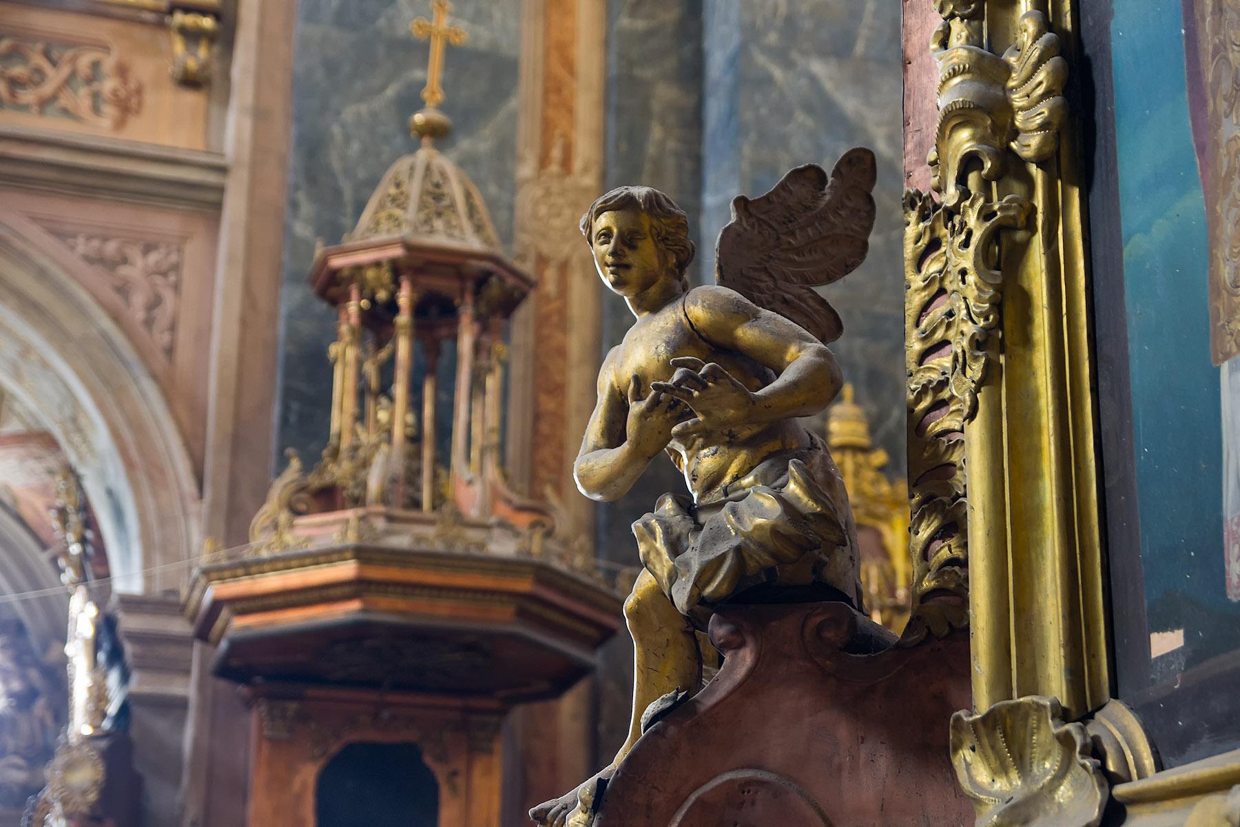 """Йезуитската църква """"Св. Петър и Павел"""" в Лвов"""