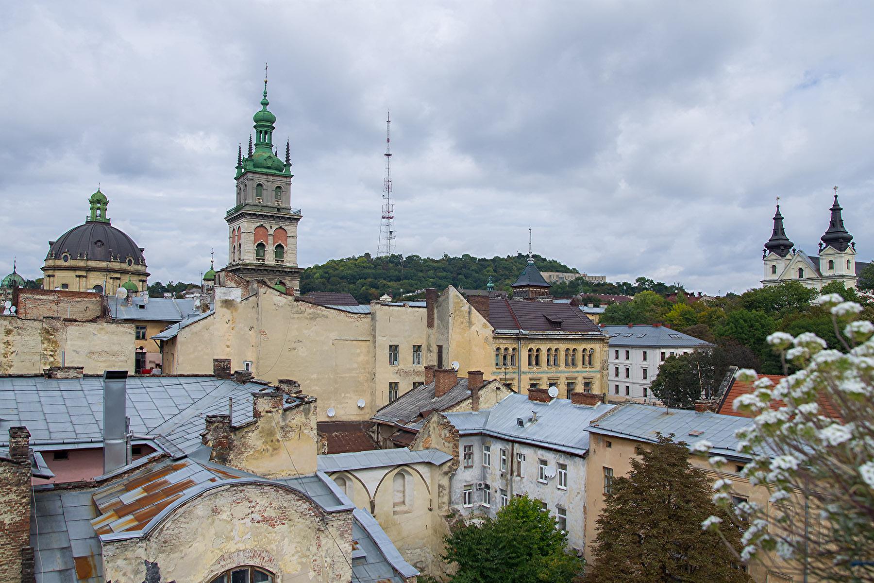Лвов, Украйна