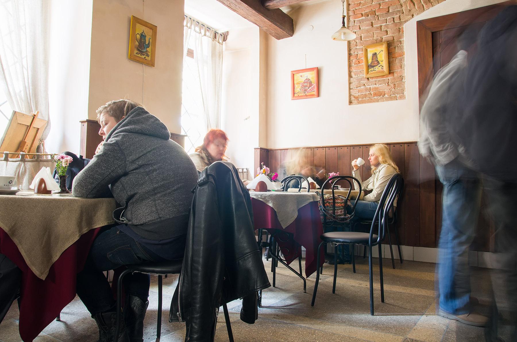 Арменското кафене в Лвов