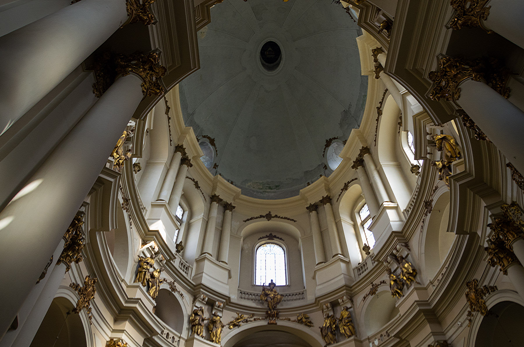 Доминиканската катедрала в Лвов, Украйна