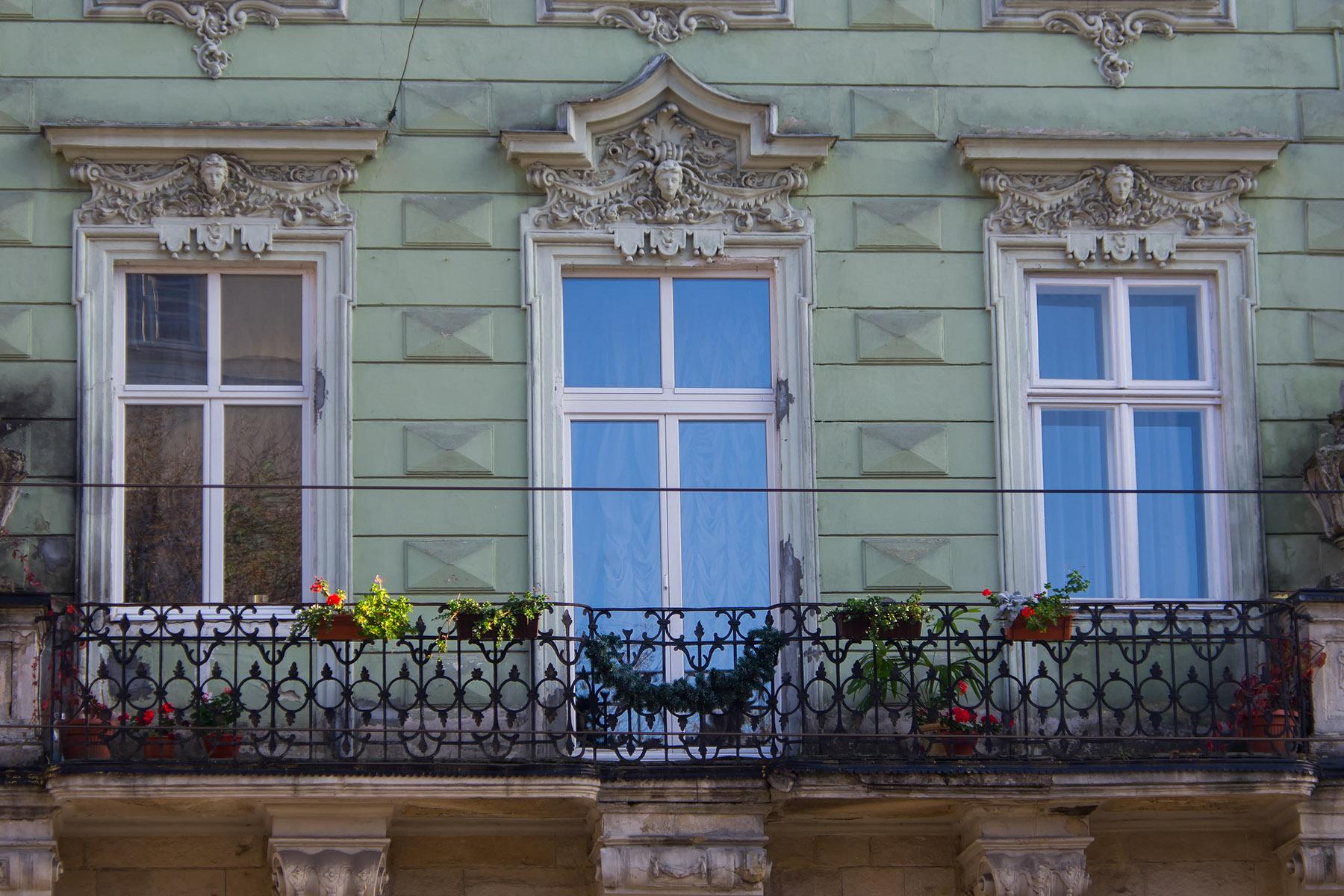 Прозорците