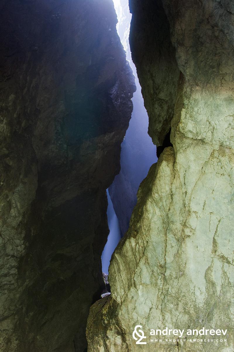 Пещера Дяволското Гърло / The Devil's Throat