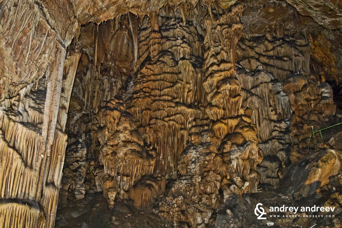 Пещера Съева Дупка / Saeva dupka cave