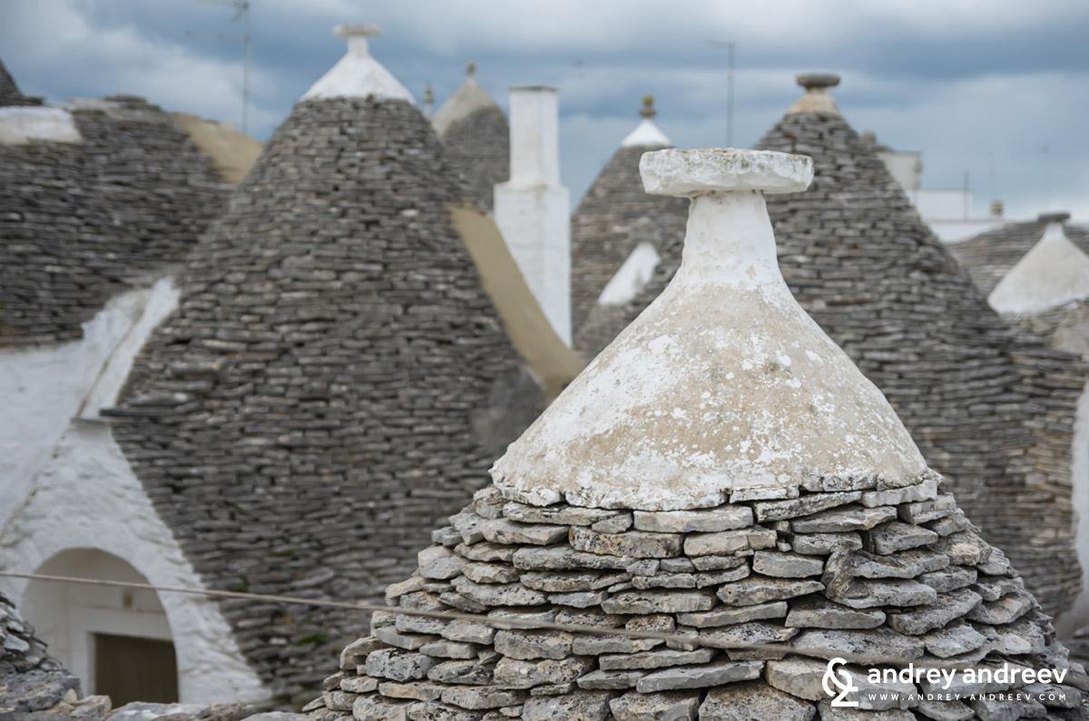 Покриви из Алберобело