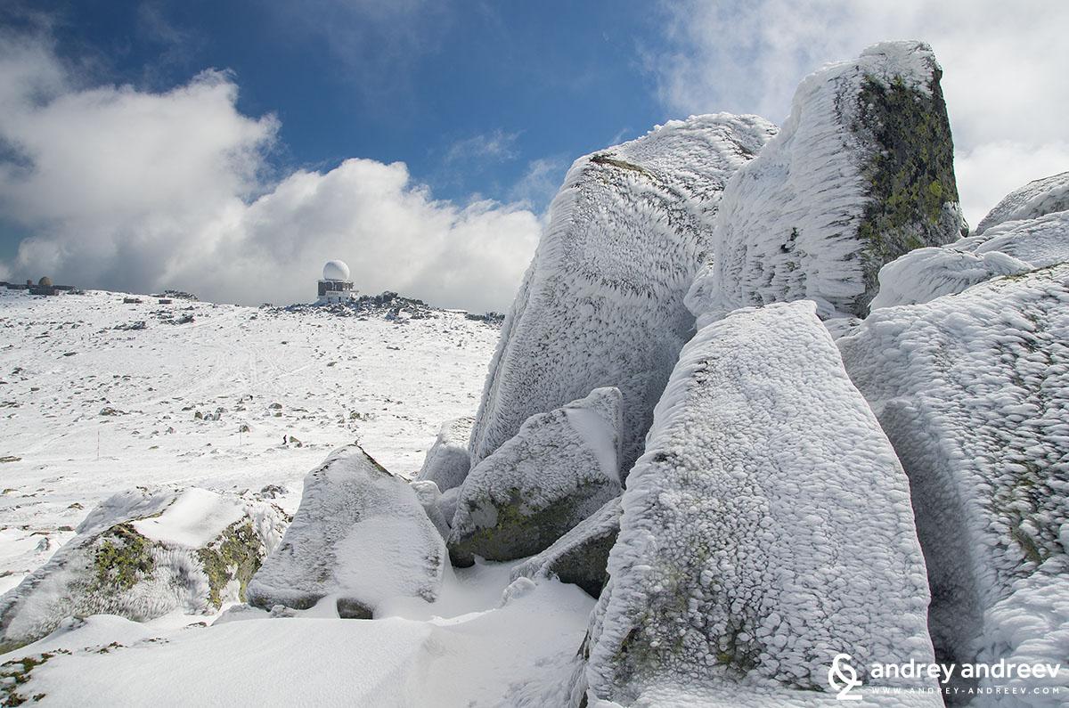 Обсерваторията на Черни Връх
