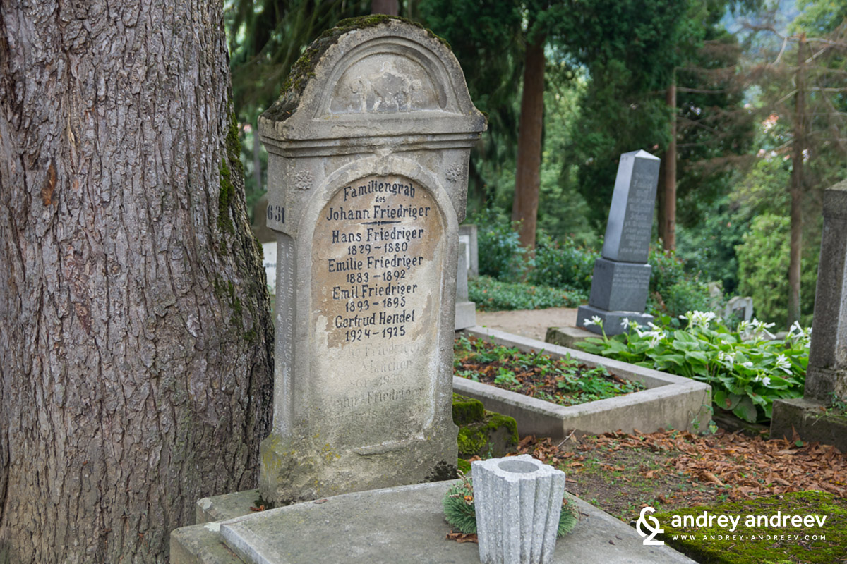 Евангелисткото гробище в Сигишоара