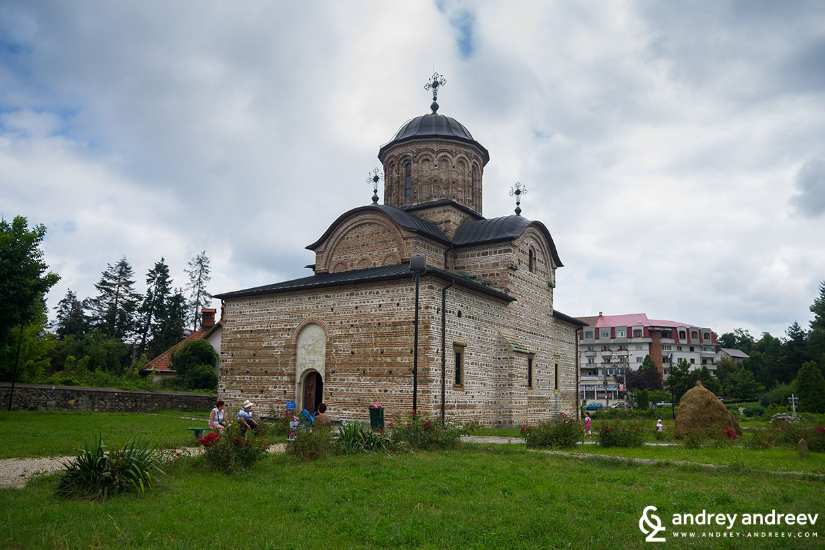 The Princely Church - St. Nicholas in Târg